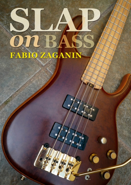 Fabio Zaganin - Slap On Bass - Capa